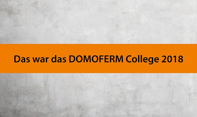 Mehr Praxis, Mehr Domo: Unsere Kundenschulung