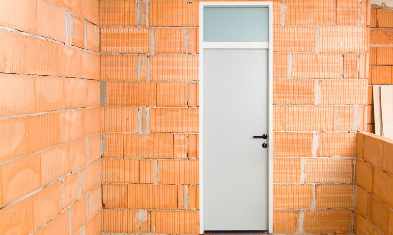 So richtest Du Deine Innenwände optimal für Türen her!