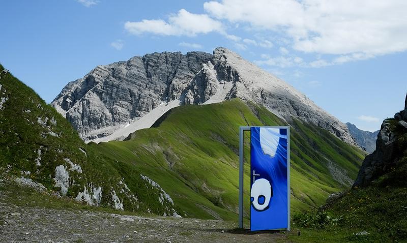 Die Tür als Kunstleinwand: DOMOFERM Türen mal anders