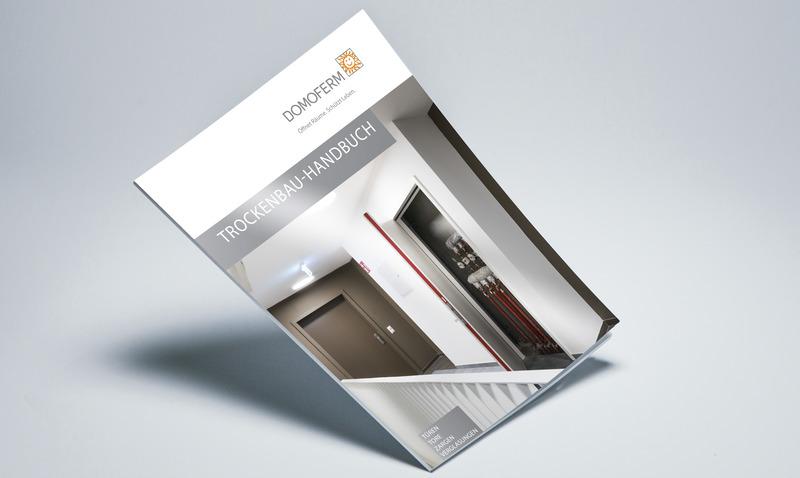 Bald erhältlich: Das DOMOFERM Trockenbau-Handbuch