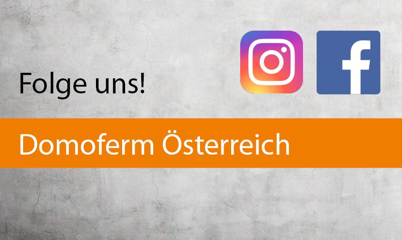 Wir sind auf Facebook und Instagram!